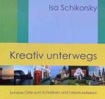 Buchcover Kreativ unterwegs